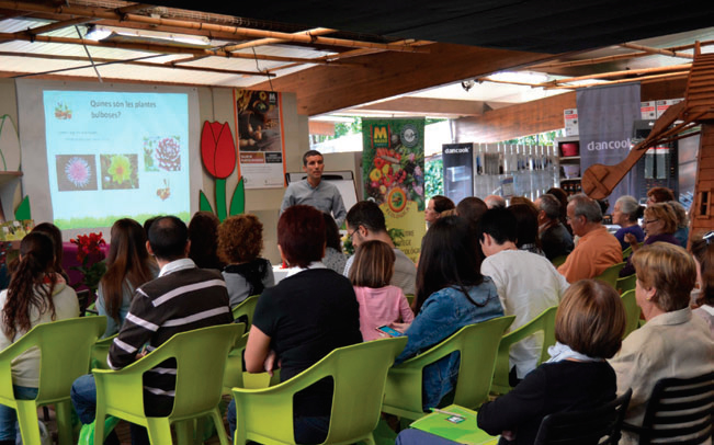 Aptys noticias de tierras y sustratos para el cultivo for Jardineria la noguera
